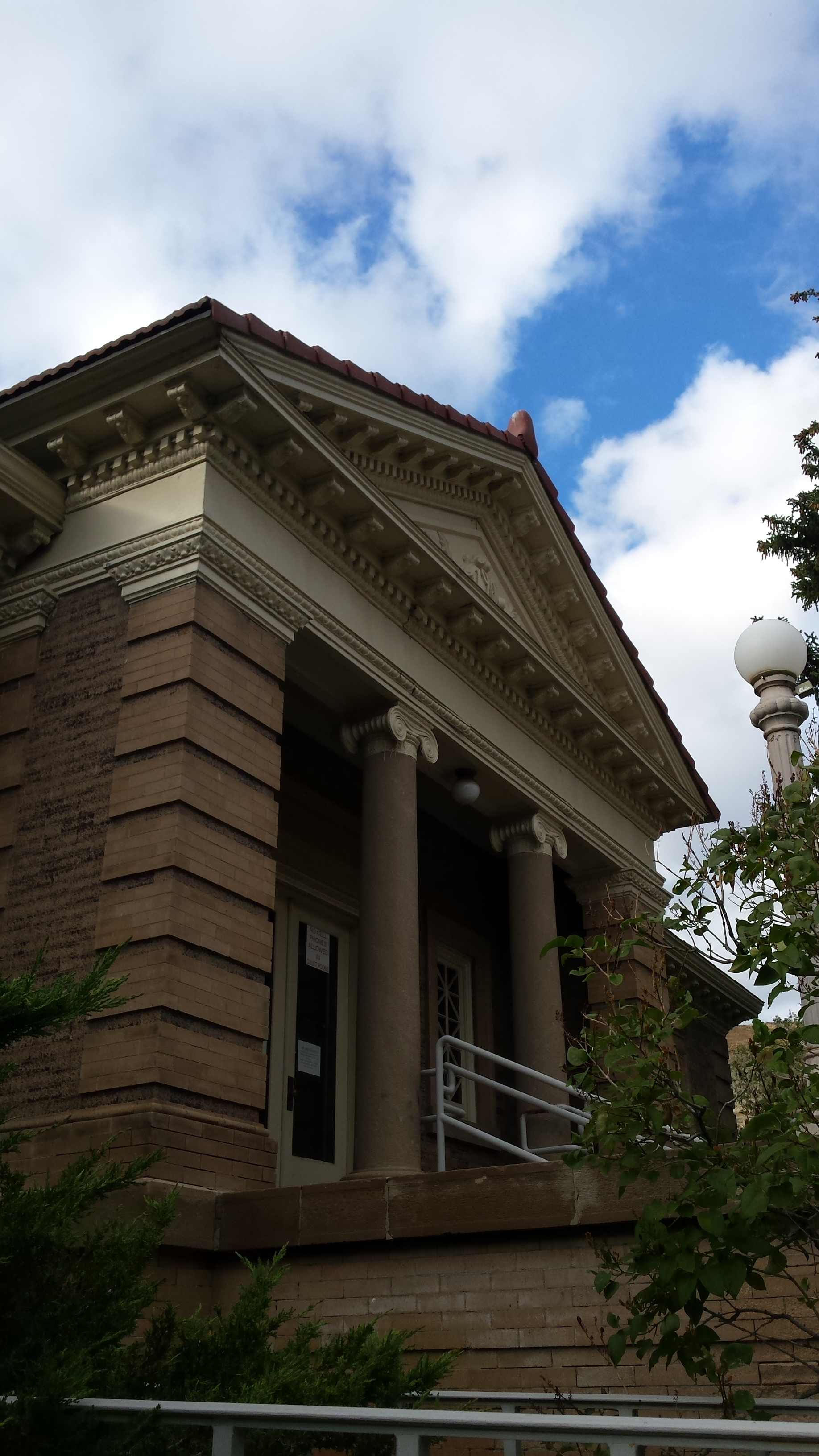 Green River Carnegie Library