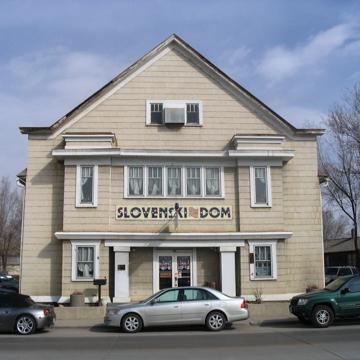 Slovenski Dom