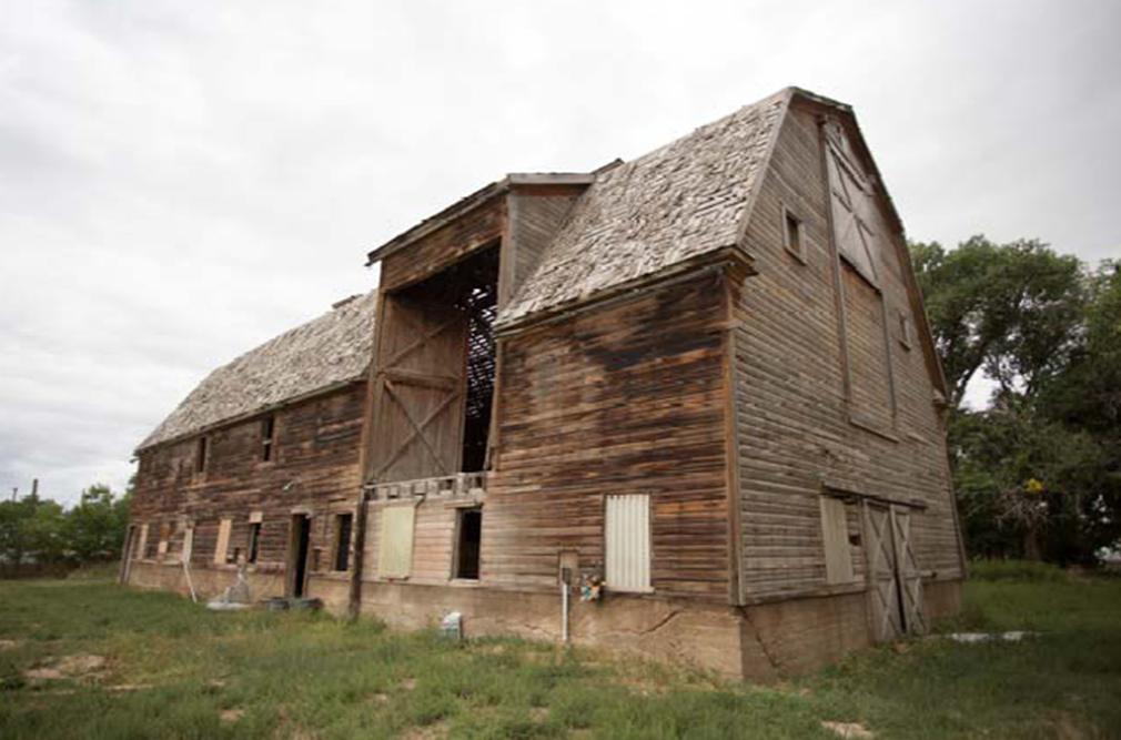 Corthell Barn