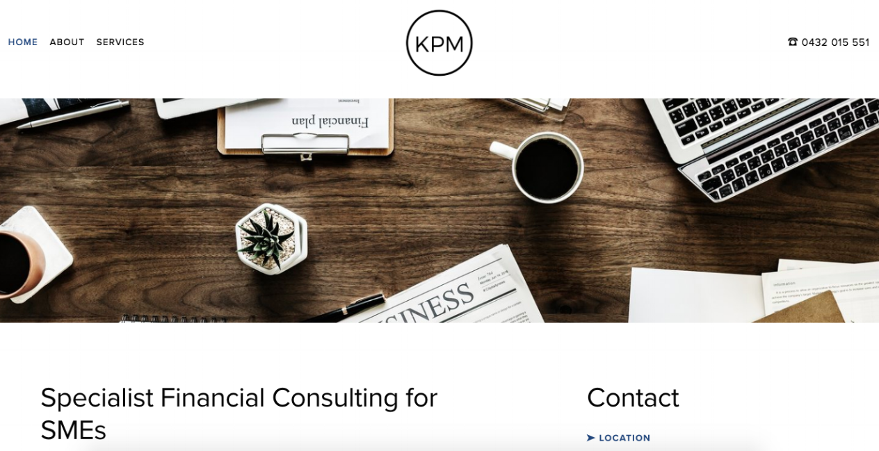KPM Consulting Services
