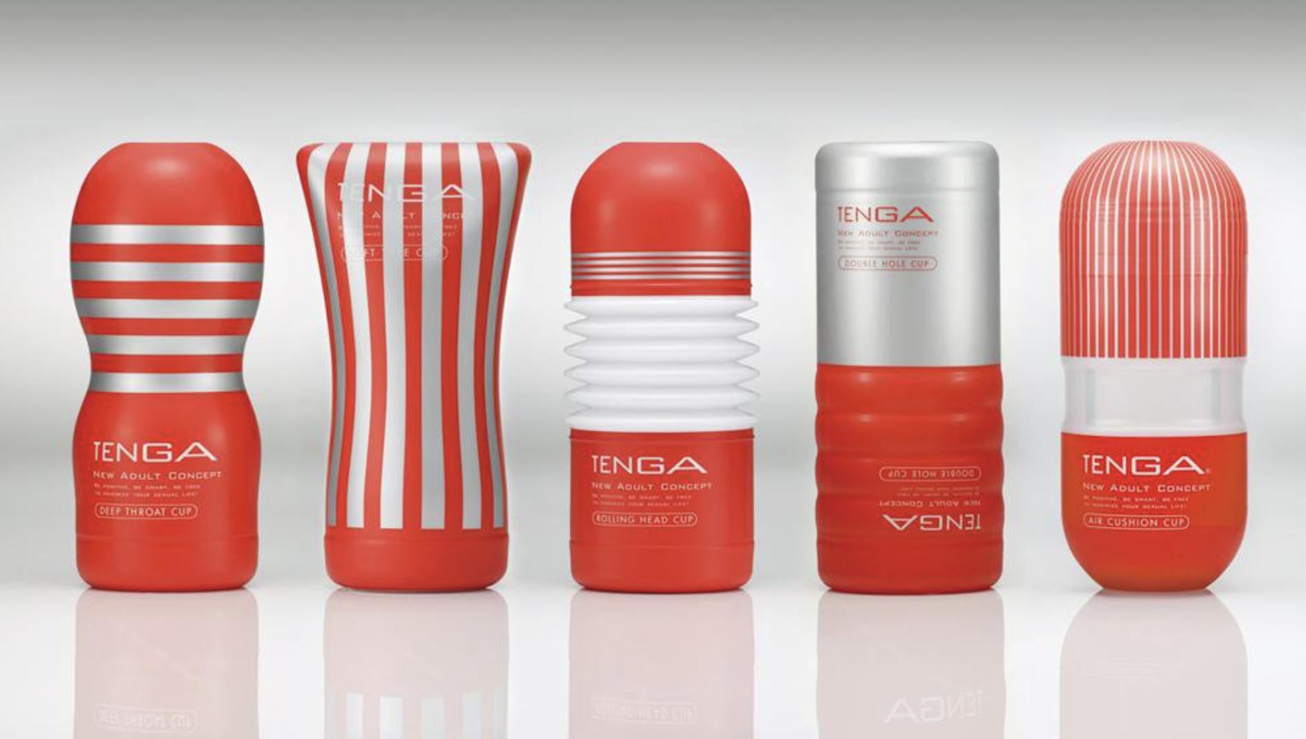 Tenga Cup Series - disposable masturbation cups for incredible sensations