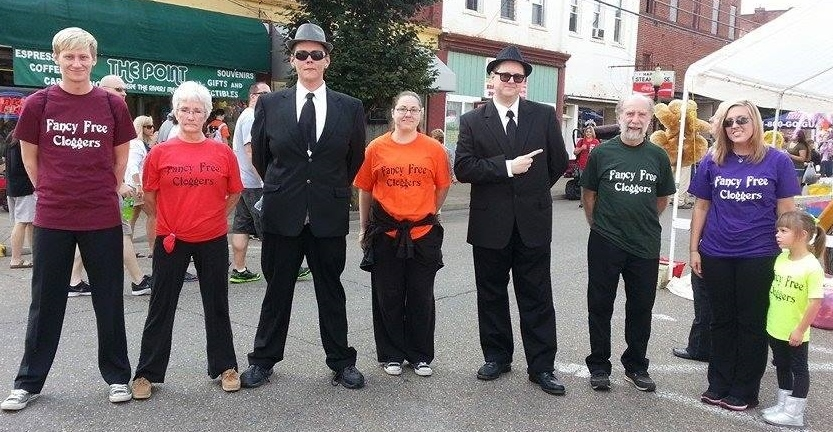 Some of my teammates tried to join the Men In Black. Looks like Evie has the best chance of making it!