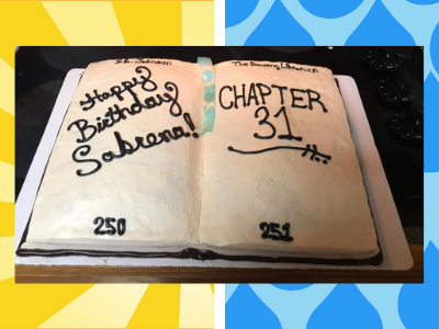 librarian-clogger-birthday-cake-by-Molly.png
