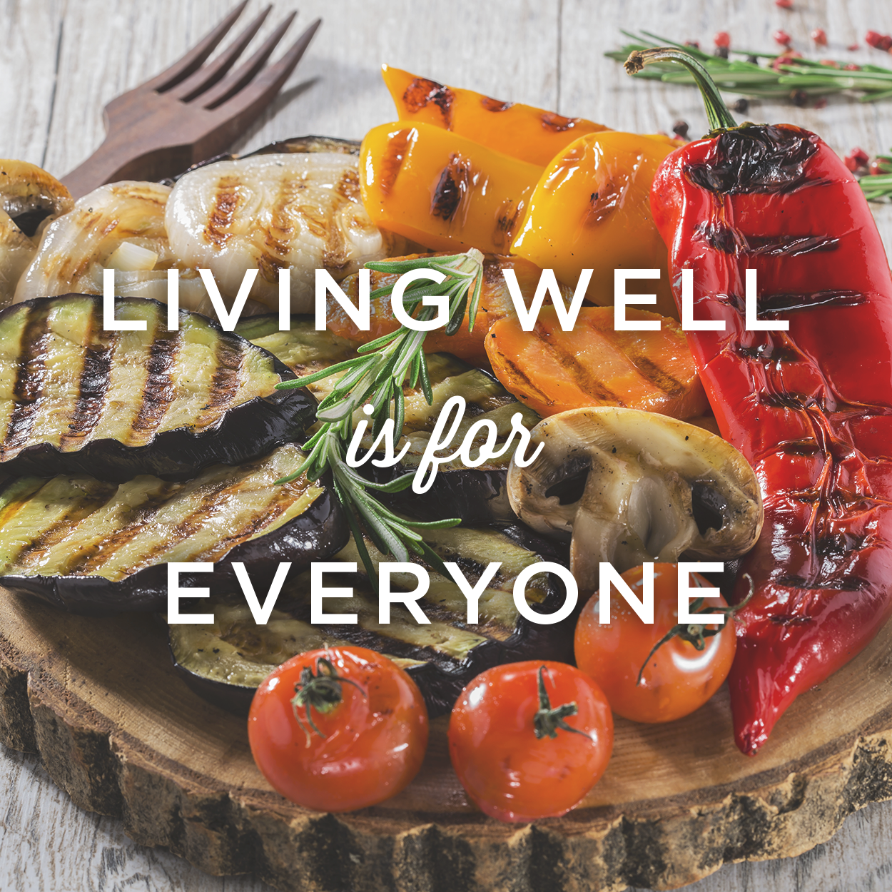 Living Well is for Everyone - Aprivé Wellness