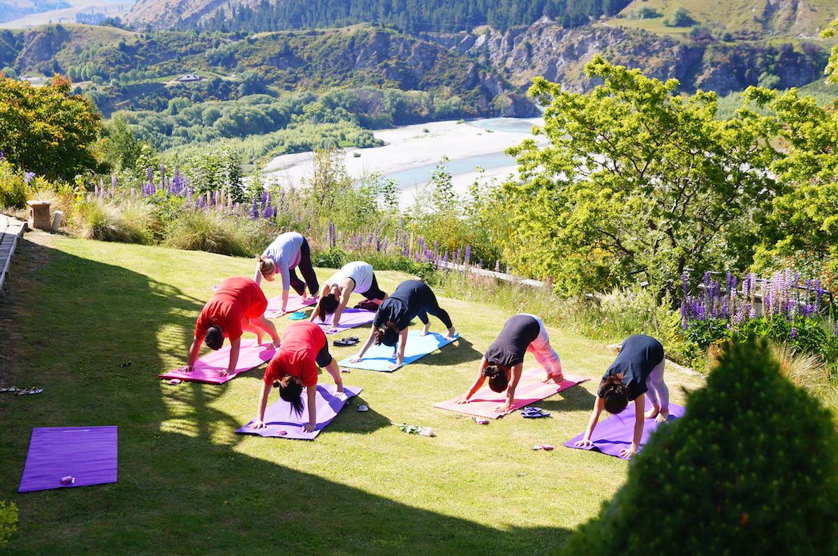 Queenstown wellness retreat