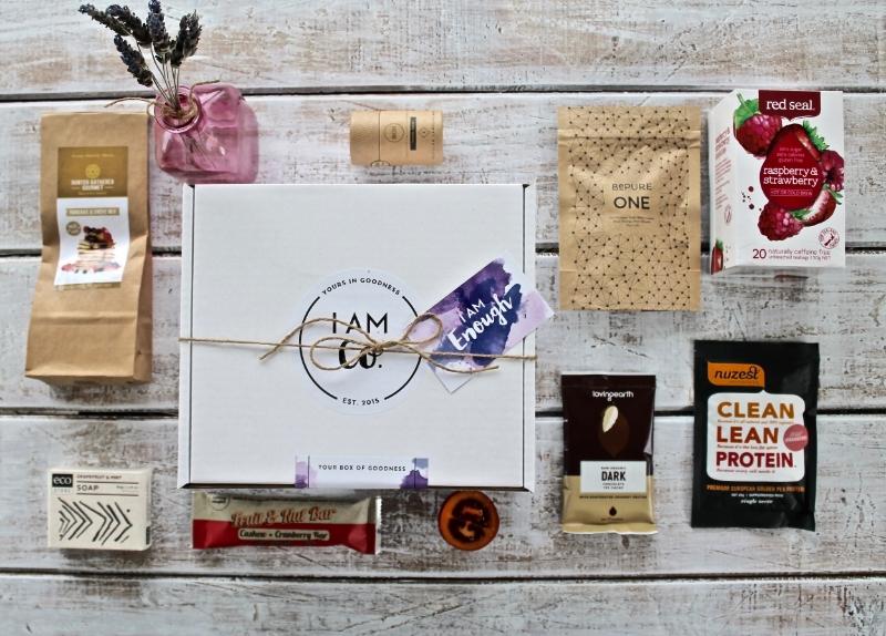 An I Am Co. Health Box - Yum!