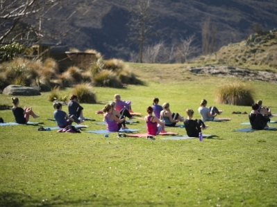 pilates class queenstown