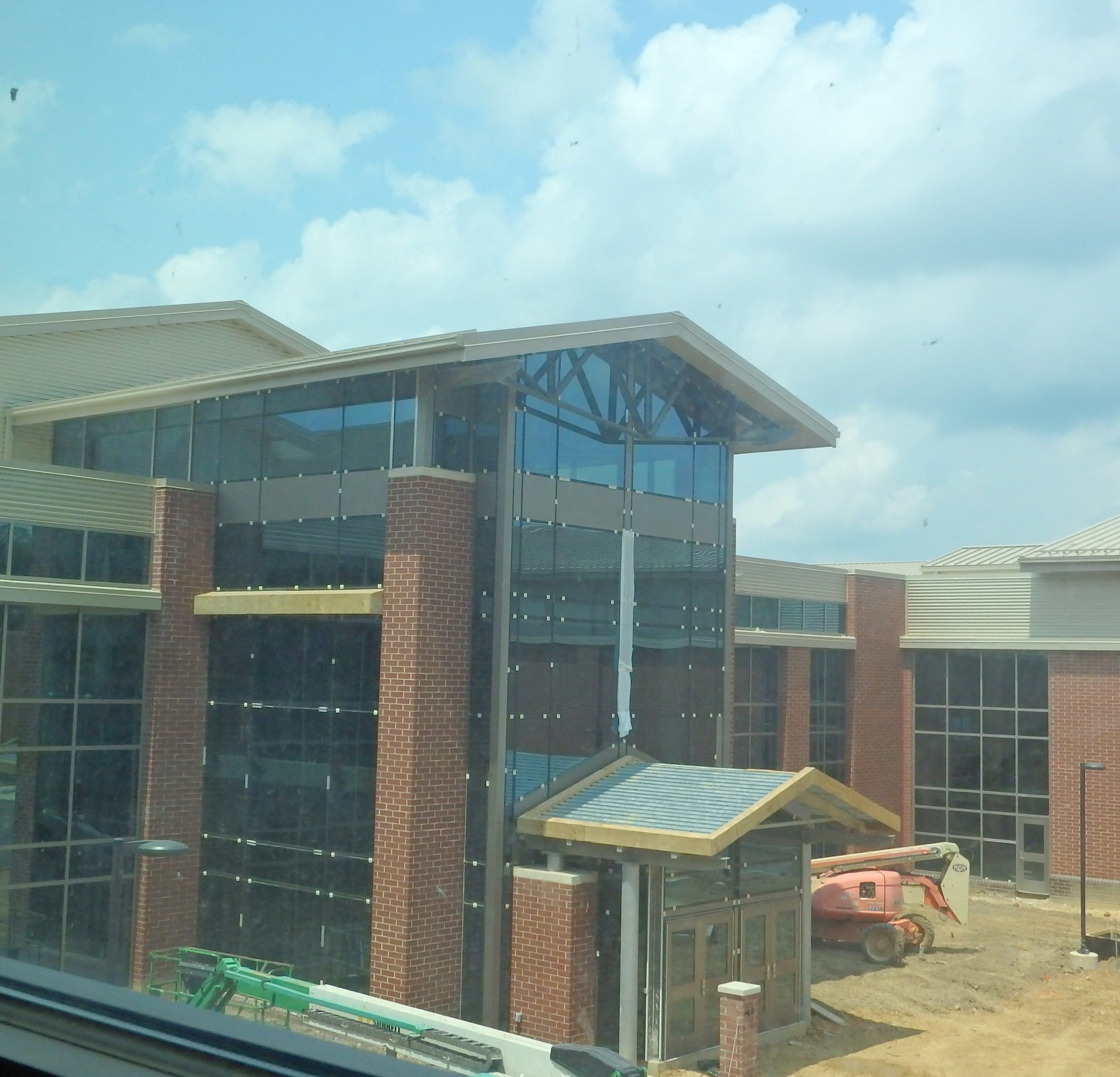 View of Front Entrance from a Classroom Window.jpg