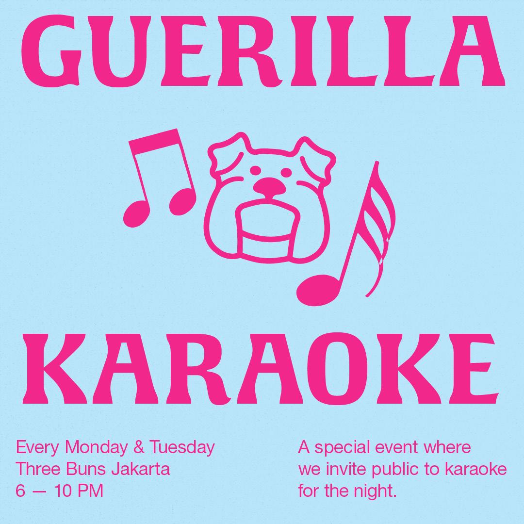 Three Buns Jakarta - Guerilla Karaoke.jpg