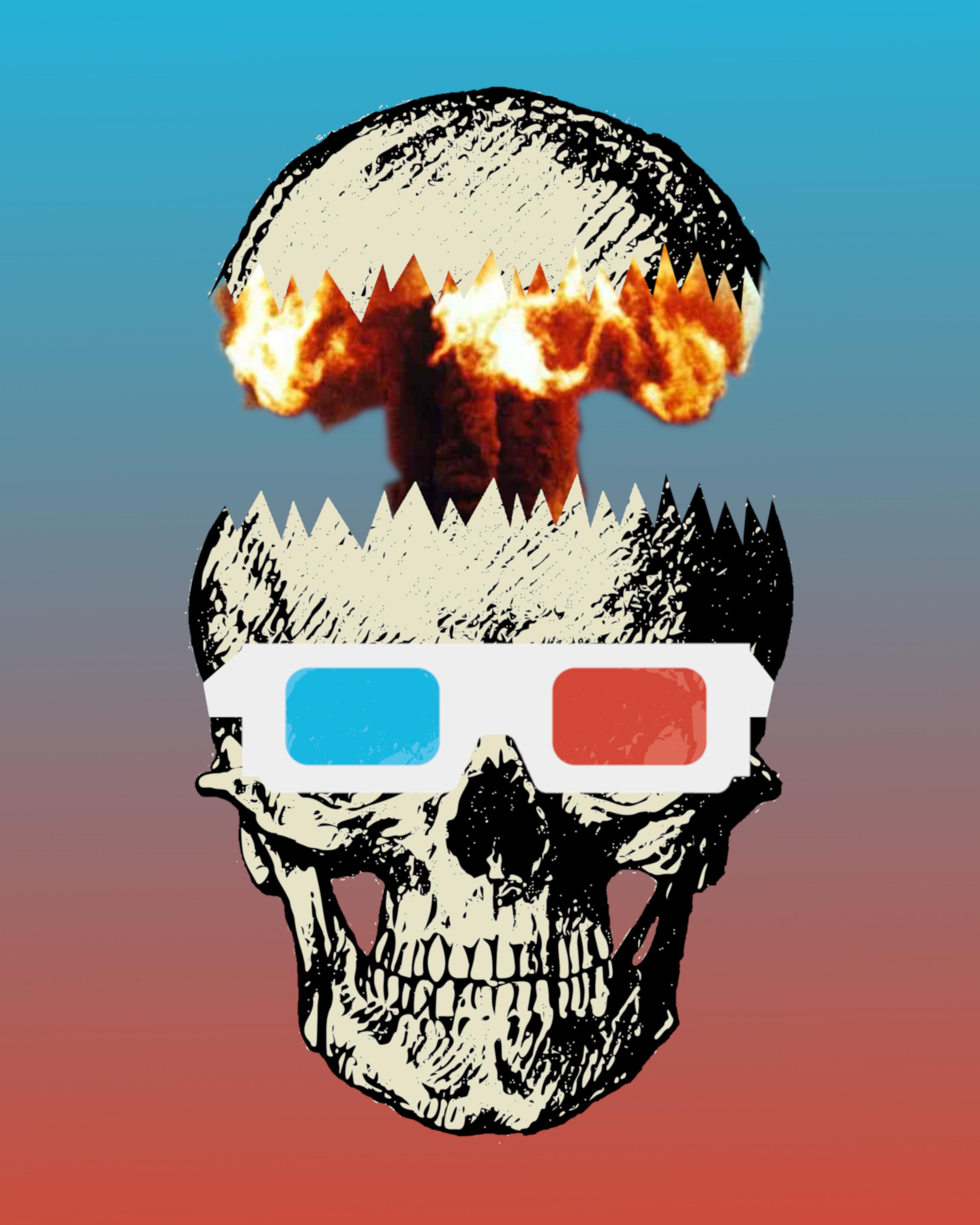 Mind Blown by 3-D