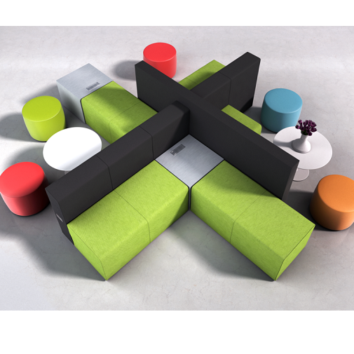 Seating solutions - Guest seating, Lounge seating, Collaborative