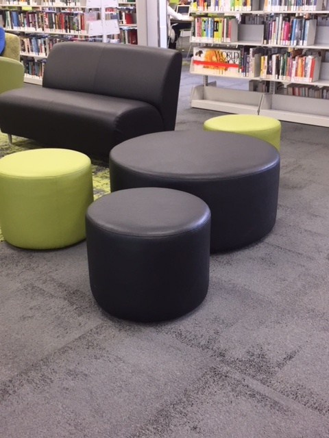 White Oaks Library - Lobby