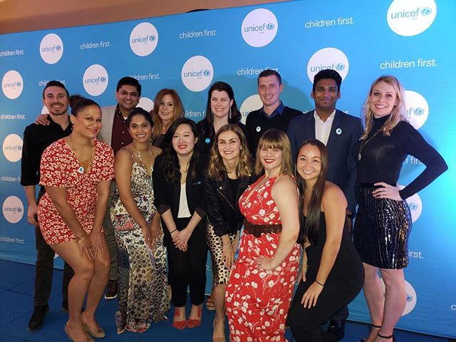 On behalf of the NextGen ATL Steering Committee, thanks so much To everyone who came out last night and for all of your support!! What a wonderful evening. With wonderful people. For a wonderful cause.  #atlartparty #unicefnextgen #inthebooks