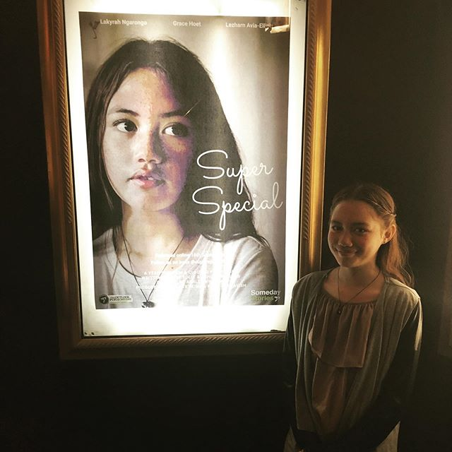 Last night we had a premiere in Auckland with Someday film representatives to show the film, we are so chuffed with our little film with a big heart. We can't wait to share it with you in just over two weeks time ❤️❤️ eeep exciting!