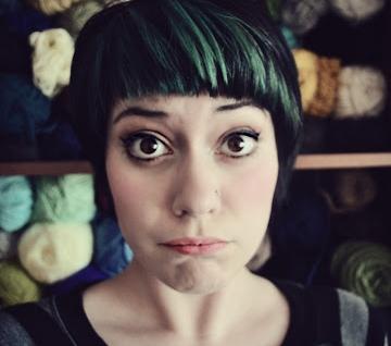 A knitting break? But... but...!?
