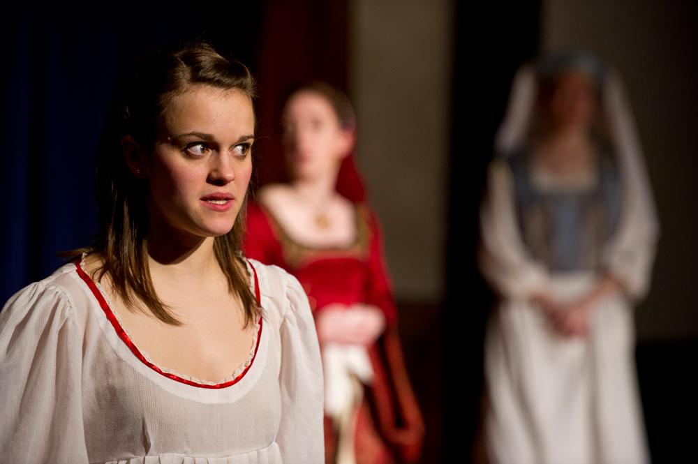 """Juliet in """"Romeo and Juliet"""""""