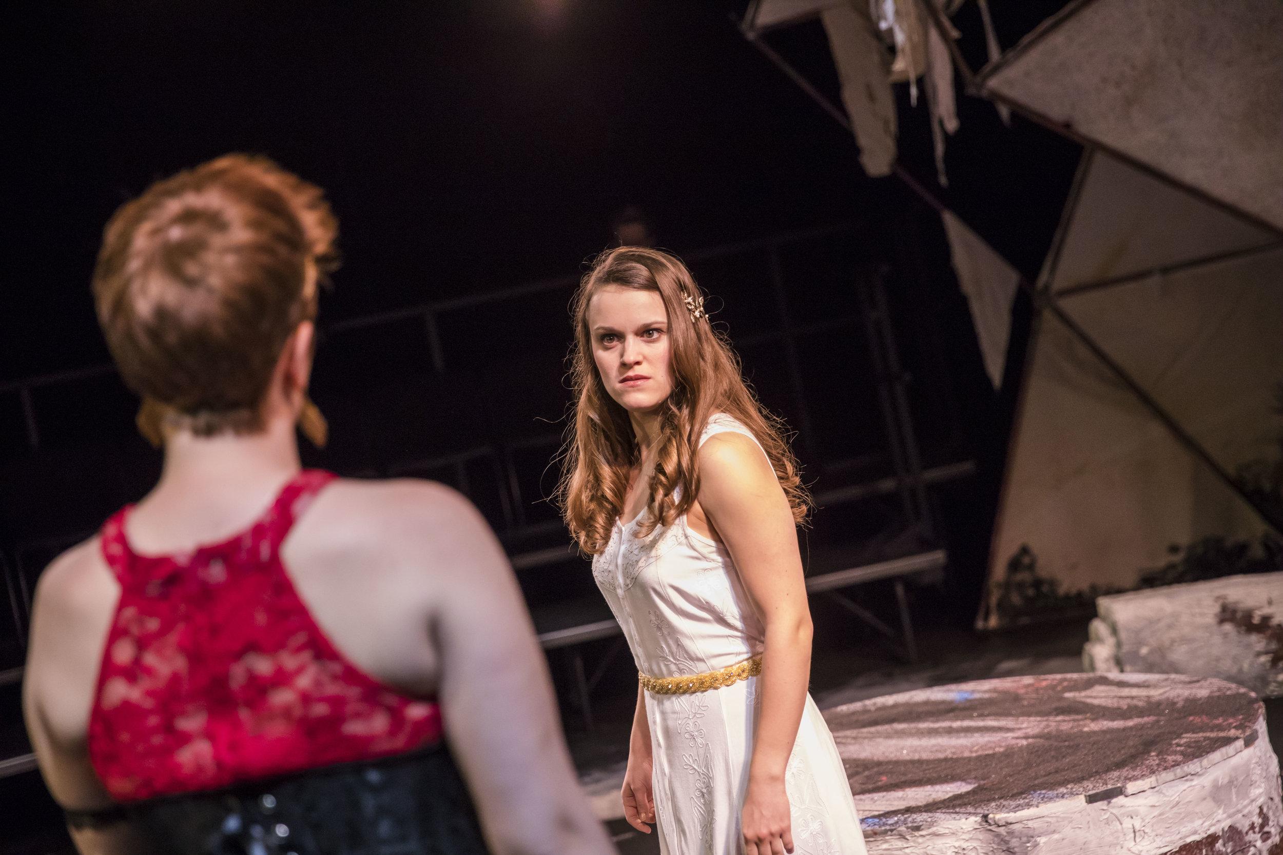 "Cordelia in ""King Lear"""