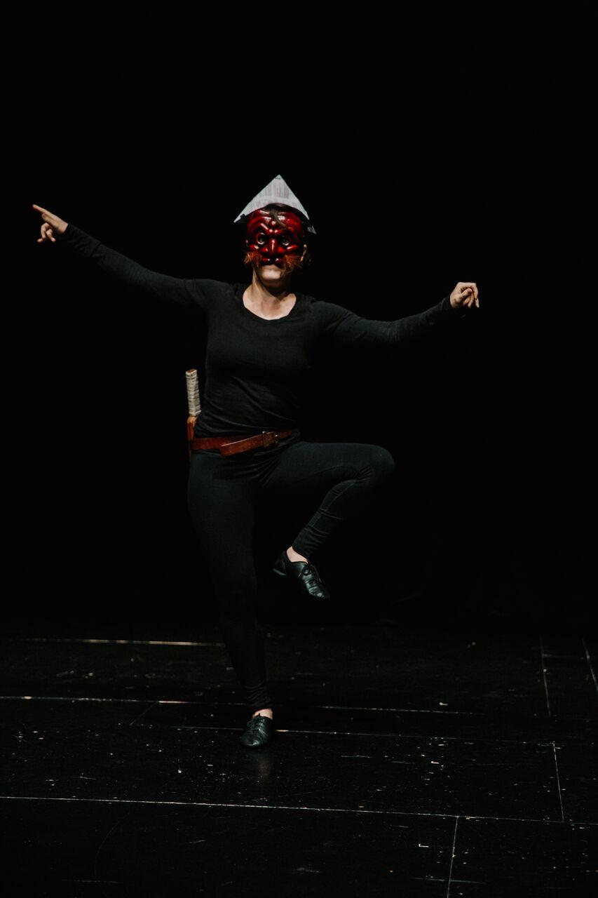 Kathryn Zoerb as Brighella