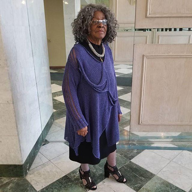 Sunday, A beautiful Brownstone Woman. #HarlemFashion #HarlemPrincess  #TheBrownstoneWoman