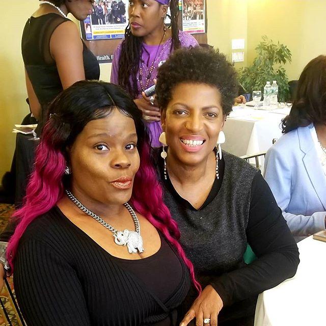 Harlem's women's business photo shoot hosted by Pat Stevenson of the Harlem News #FemaleEntreprenuers
