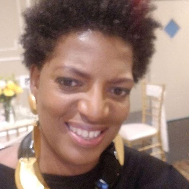 It's already a great Saturday #HarlemFashionPrincess  #thebrownstomewoman