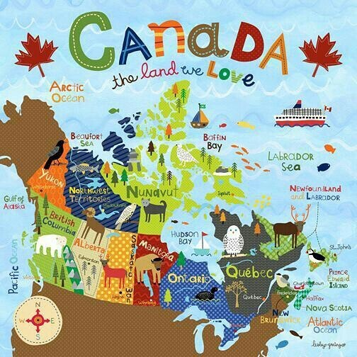 🇨🇦Happy Canada Day! So blessed to call this beautiful country home. #canadaday #grateful #civicmuslims
