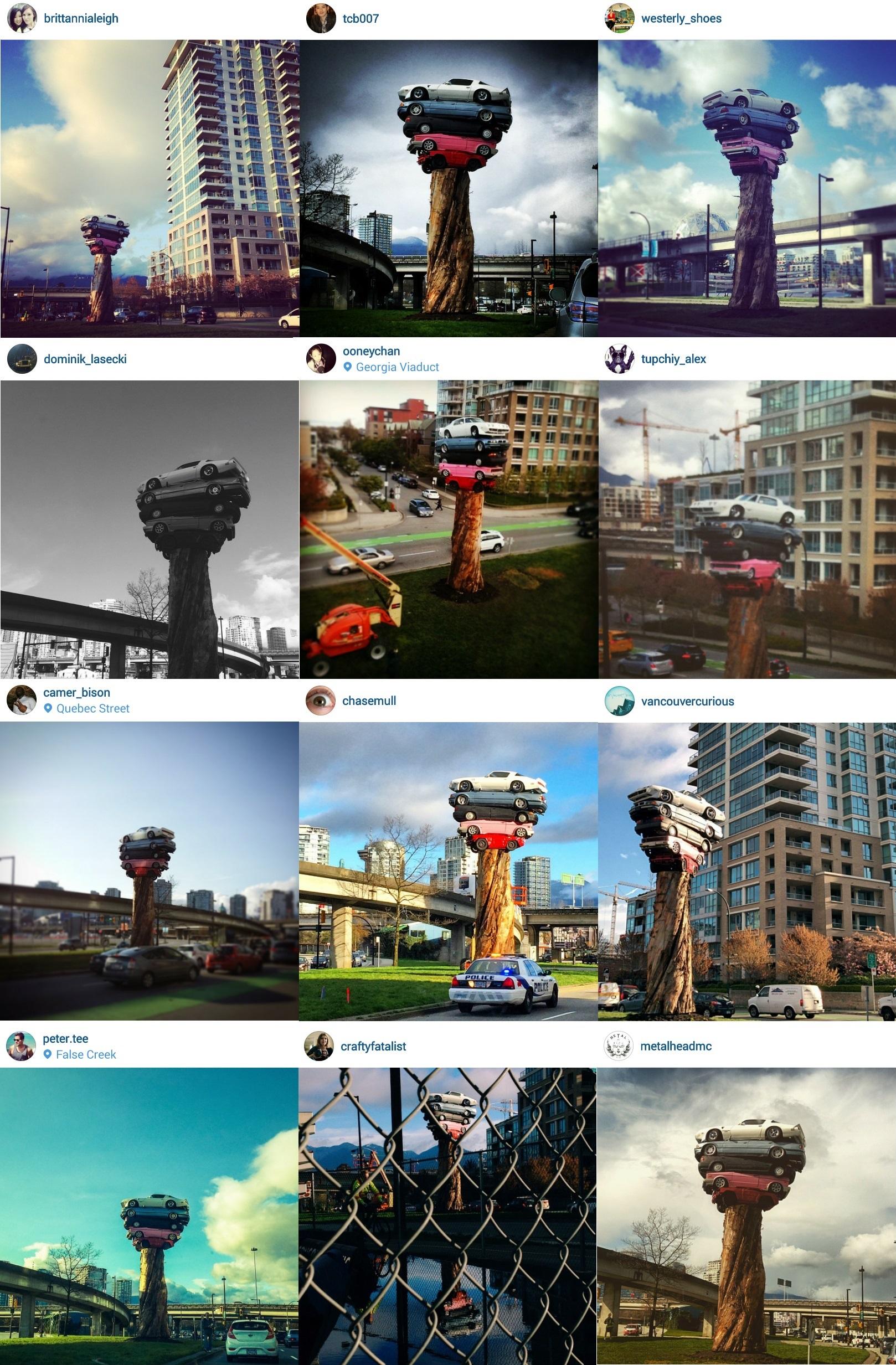 Instagram collage by Maks Fisli