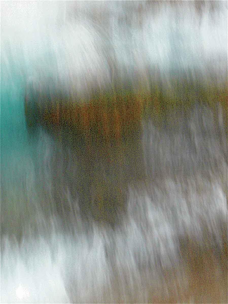 Mary Conover, Windy Coast, Archival Pigment Print, 34 x 43 IN