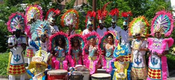 Bahamas Junkanoo Legends