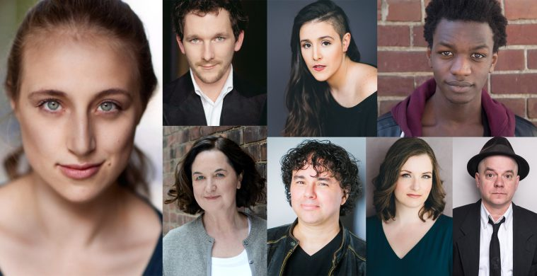 Rosalynde (or As You Like It) Cast