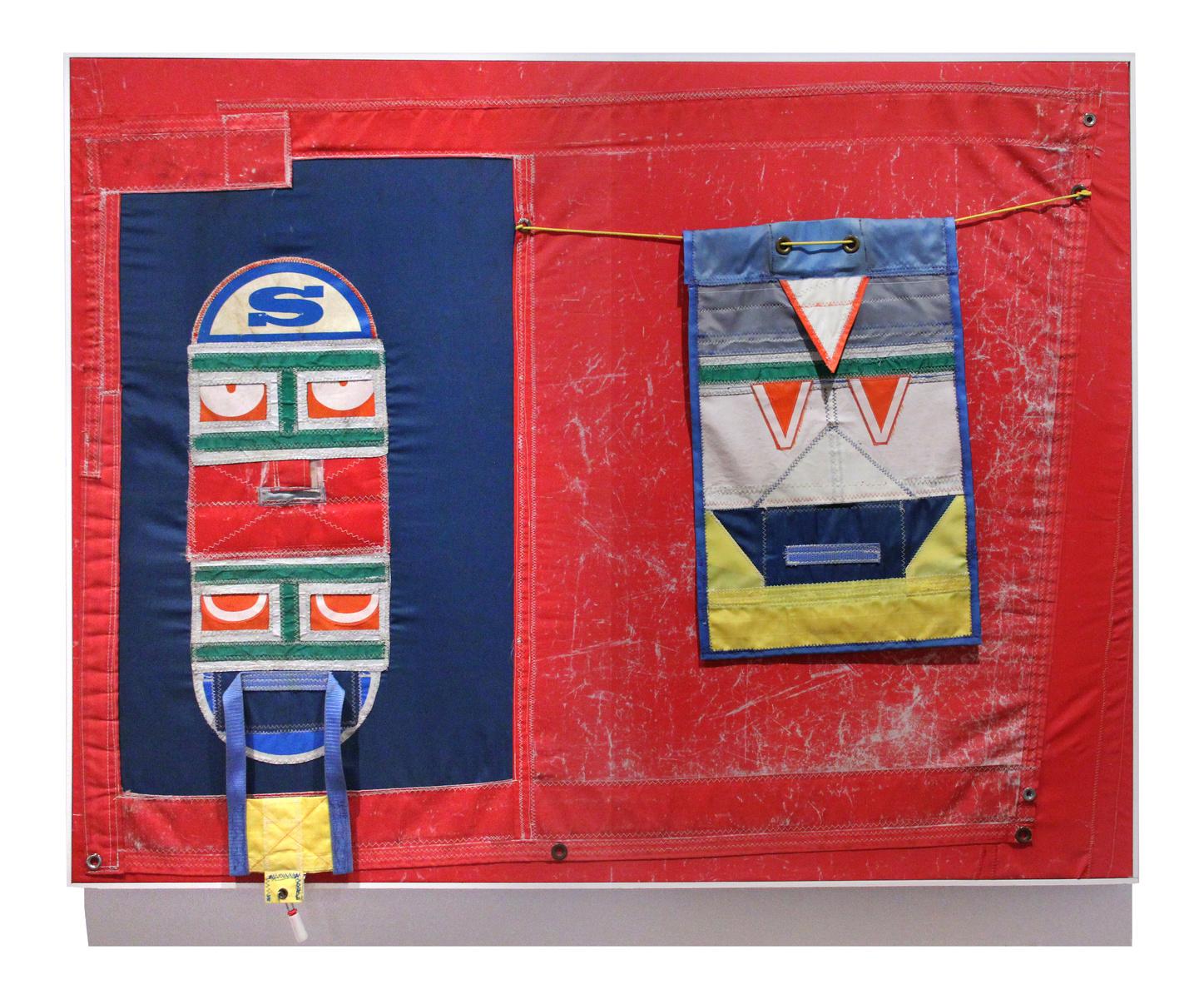 old south 42x54 Sail fabric, sail bag, rope 2016