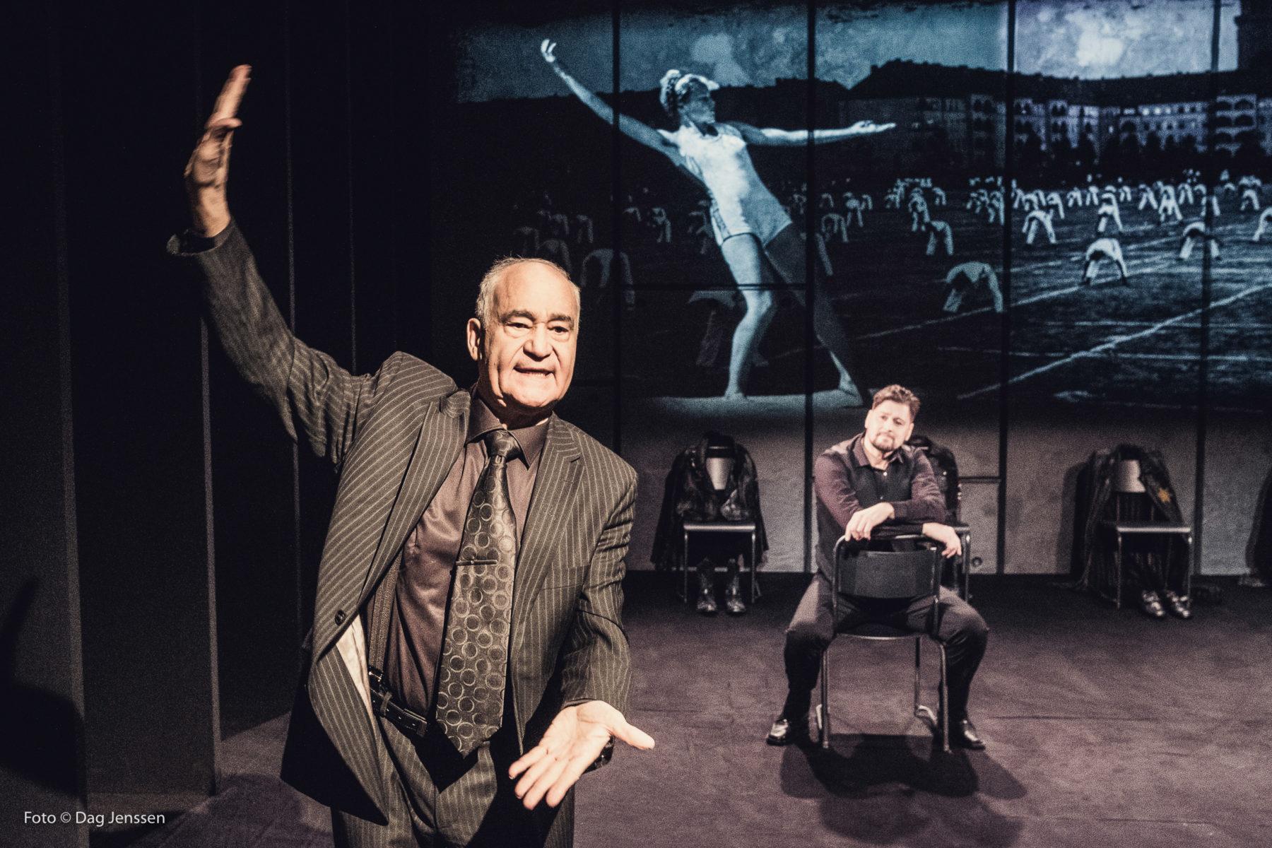 Photo courtesy of Theatre Passe Muraille