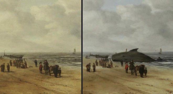 View of Scheveningen Sands by Hendrick van Anthonissen 1641.jpg