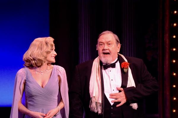 L-R: Dana Costello and David Schramm. Photo by Genevieve Rafter Keddy.