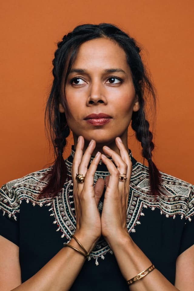 Rhiannon Giddens - photo by  Ebru Yildiz