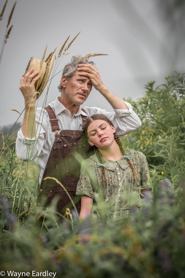 Kevin Bundy and Asha Hall-Smith, photo by Wayne Eardley