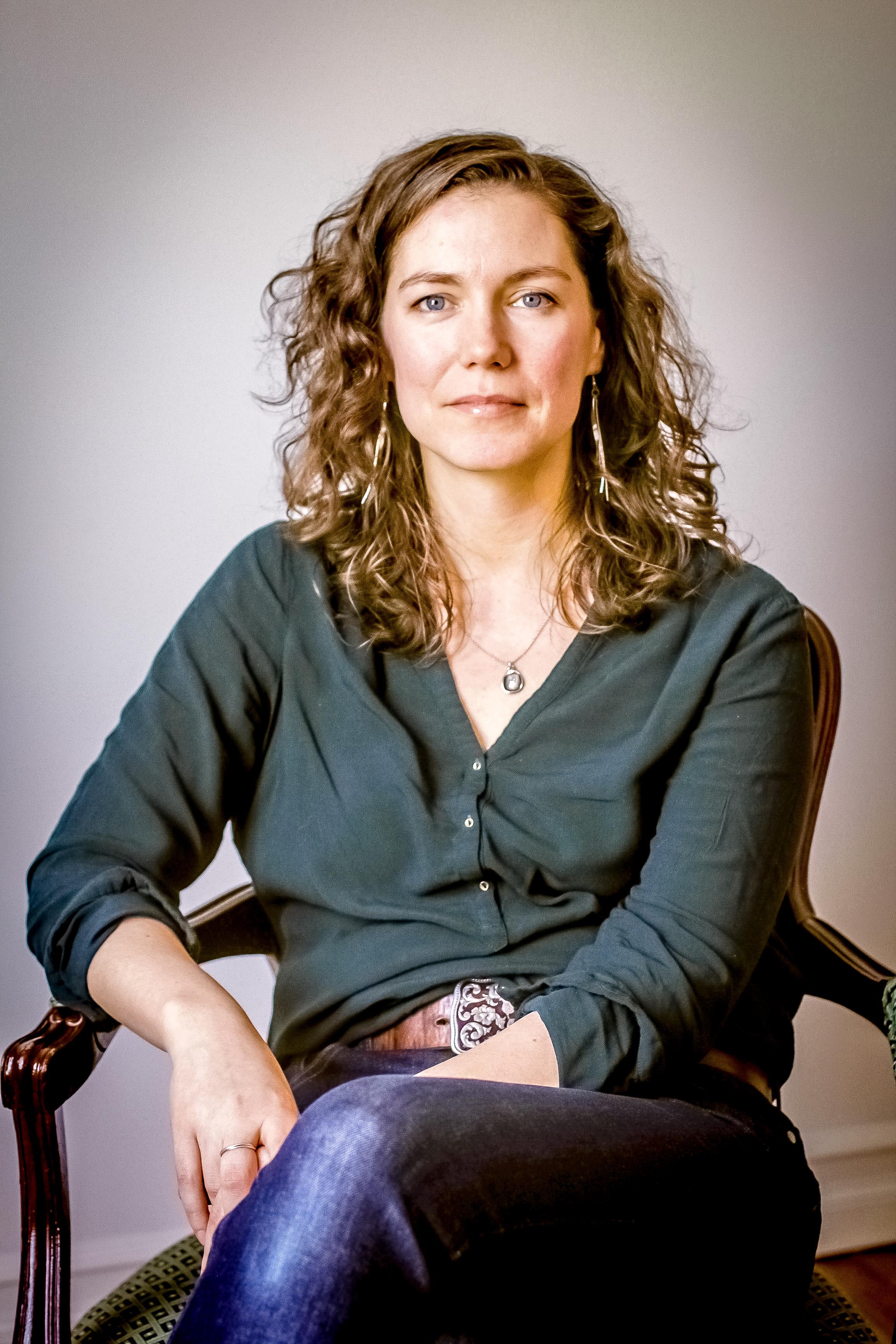 Catherine MacLellan, photo by Millefiore Clarkes
