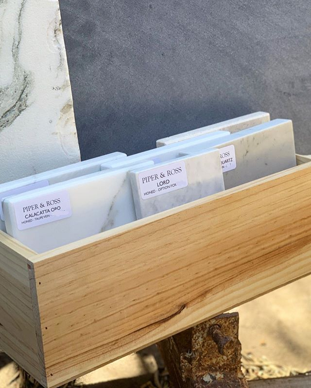 A big box of samples are on their way to our client for an upcoming project in an iconic location in Sydney! Can you guess where? 50mm beauty 😏) #sydneystone #australianstone #import #marble #interiors #sydneylocal #australianmade #australiandesign #luxury #architecture #stonemason #stonemasonry #artisan #kitchen #northshore #sydneynorthshore #marble #calacatta #naturalstone #naturalmarble