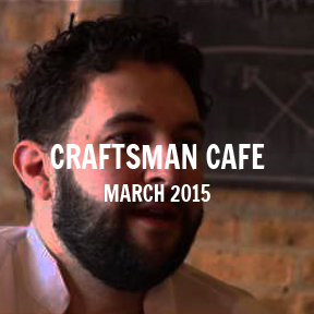 THE CRAFTSMAN CAFE