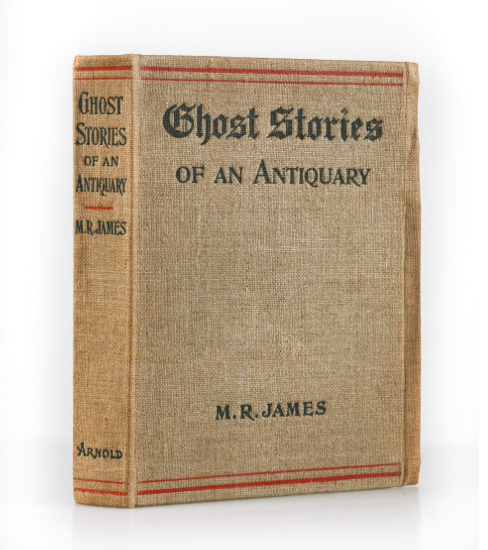 Ghost Stories of an Antiquary  (1904) by M.R. James