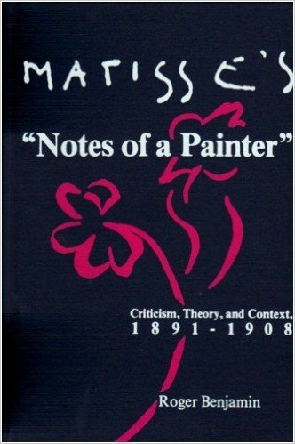notes of a painter