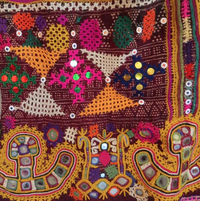 rabari wedding shawl