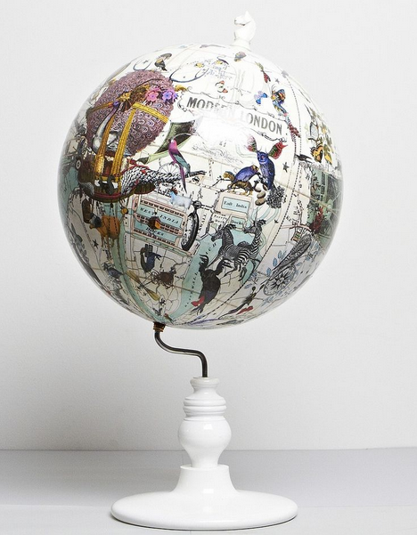 paul smith globe