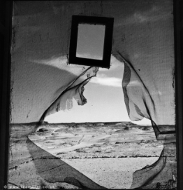 'Portrait of Space, Al Bulwayeb, near Siwa, Egypt 1937' by Lee Miller  © Lee Miller Archives, England 2017. All rights reserved. leemiller.co.uk