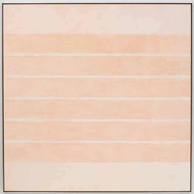 Untitled #10 , 2002 by Agnes Martin