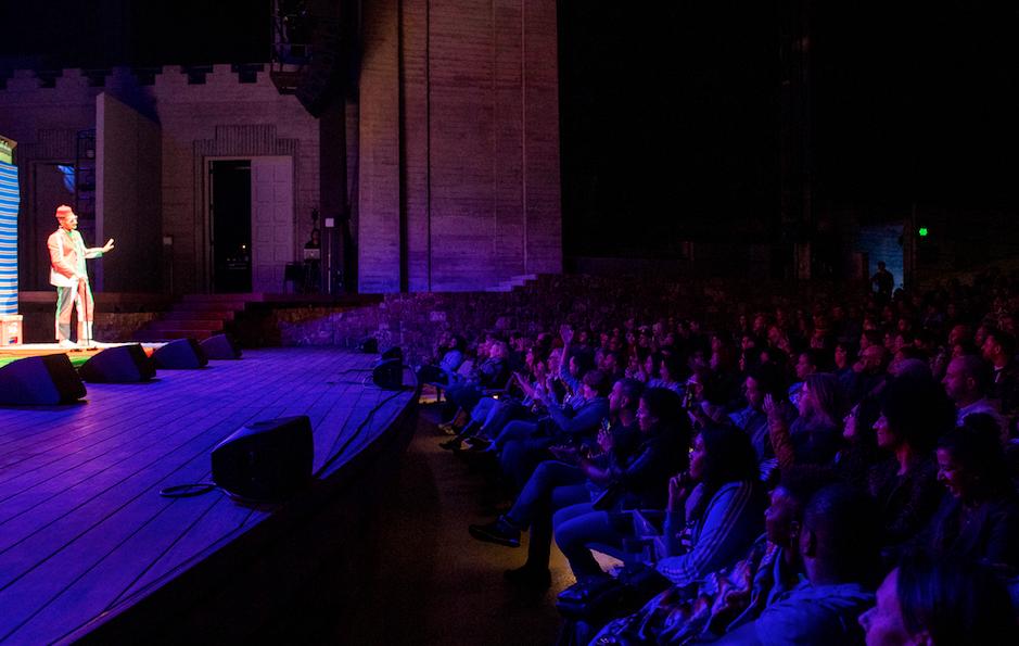 Omar Offendum - full stage