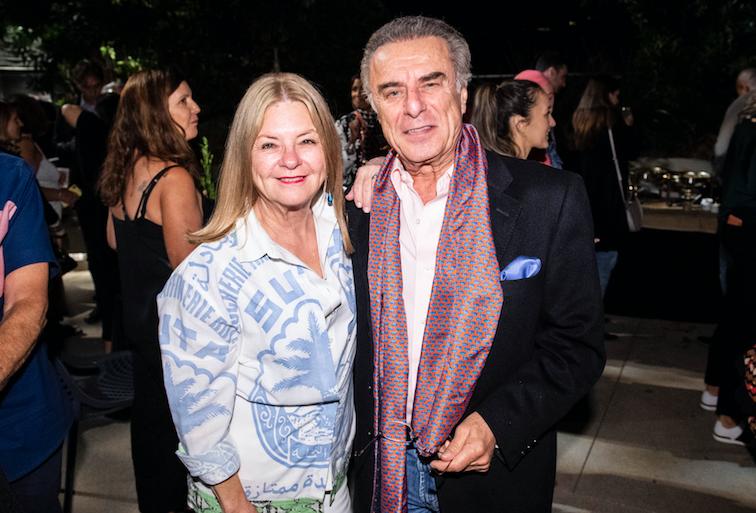 Olga Garay English & Jack Rutberg