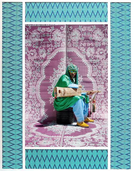 Simo by Hassan Hajjaj