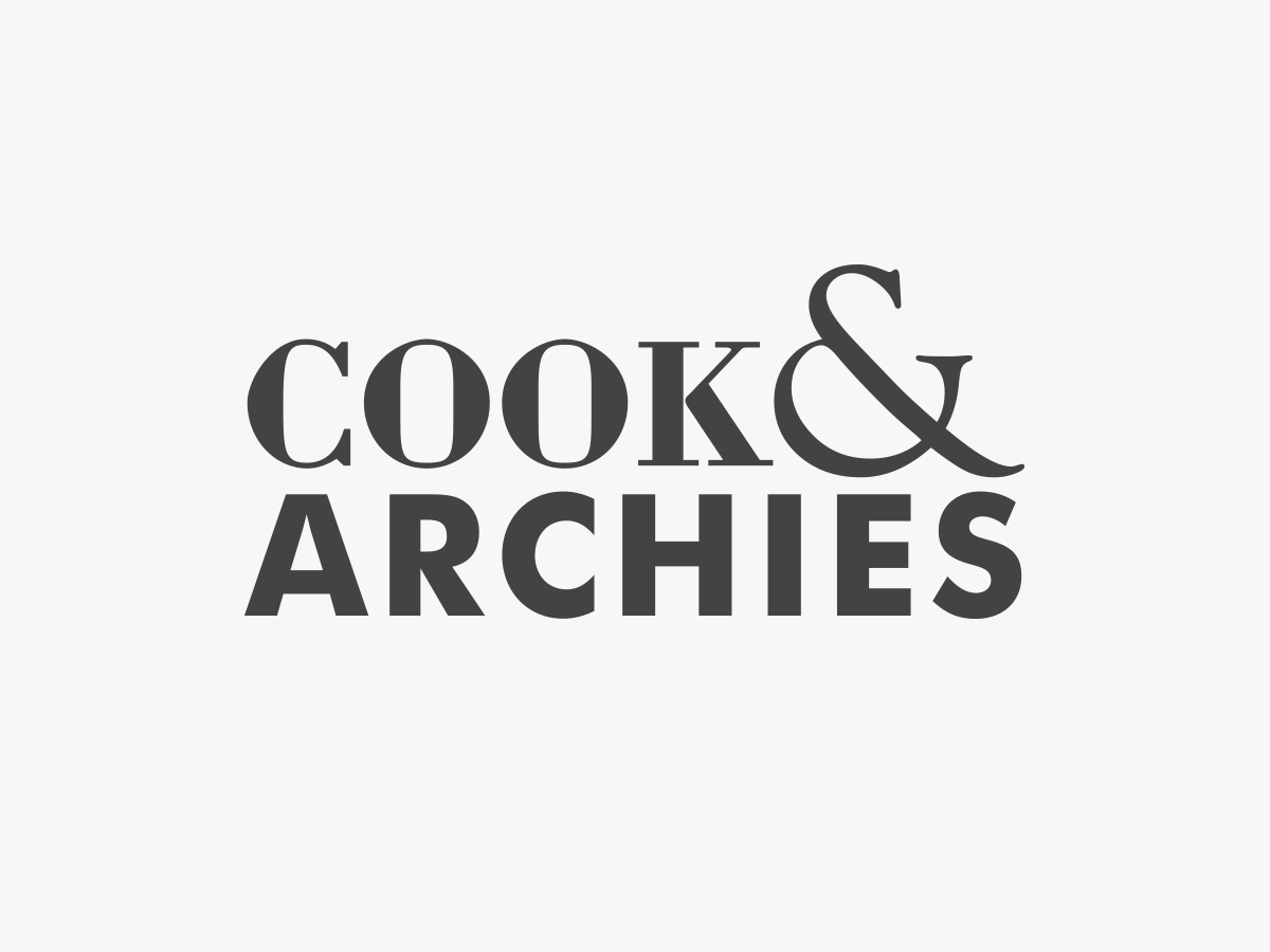 Logo design for Cook & Archies