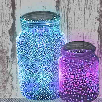 Fairy Light Jars - Remember you Sparkle